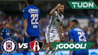 ¡A lo Atlas! Los Rojinegros le dan la vuelta | Cruz Azul 1 - 2 Atlas | Liga Mx - CL 2020 J1 | TUDN