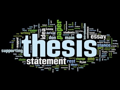 Dissertation writing assistance youtube