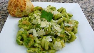 Spinach And Broccoli Pesto Recipe,