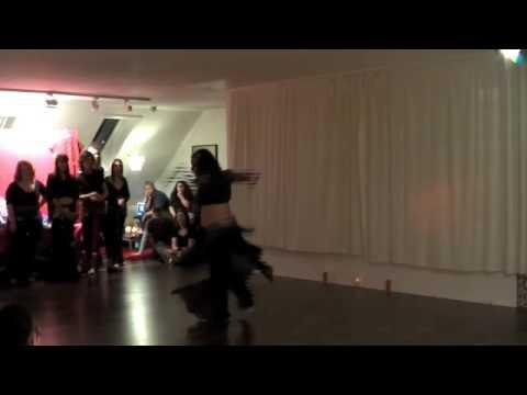 Fun Tashlikh - Tribal Fusion Improv by Elena (HQ)