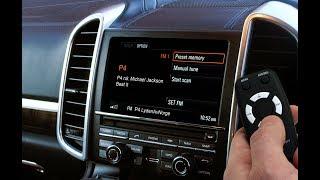 AutoDAB FM DAB+ adapter montering