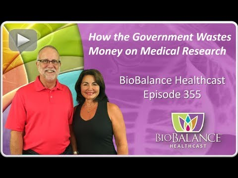 How the Government Wastes Money on Medical Research