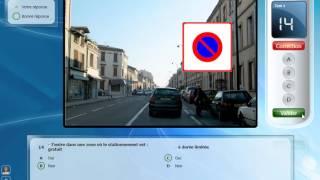 Test 1 code de la route