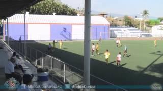 Atlético Cuernavaca vs Tigres Dorados Primer Tiempo