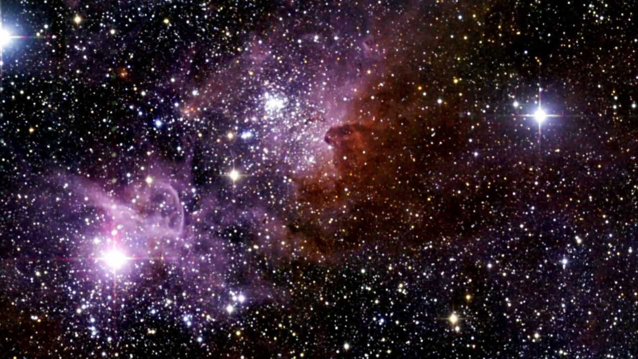 Вселенная глазами телескопа Хаббл HD