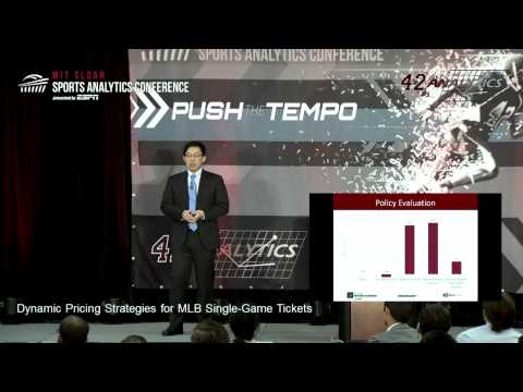 SSAC15: Evaluating the Effectiveness of Dynamic Pricing Strategies on MLB Single Game Ticket Revenue