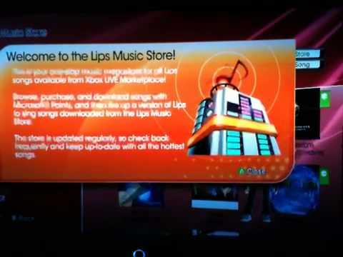 Lips music store