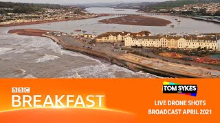 Teignmouth Seal Story - BBC Breakfast