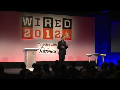 The Undercover Economist Tim Harford: Full talk from Wired 2012 ...