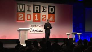 The Undercover Economist Tim Harford | WIRED 2012 | WIRED