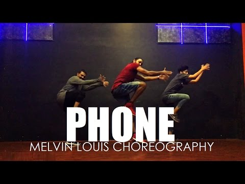 Phone | Melvin Louis Choreography | Mickey Singh