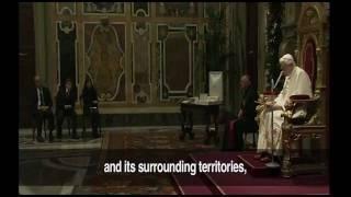 Thế giới nhìn từ Vatican 13/1 – 20/01/2012