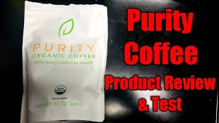 Purity Coffee Product Review & Test