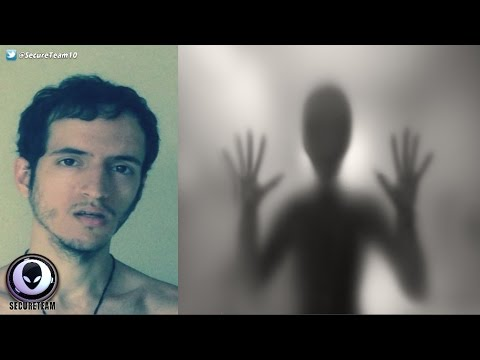 CREEPY! Kid Vanishes After Talks Of Alien Encounter 4417