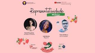 WEBINAR - Projeto aBRAÇO nas Escolas: Representatividade Importa