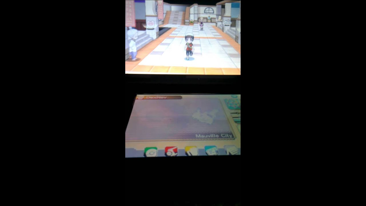 How to change Keldeo into Resolute Form in ORAS - YouTube
