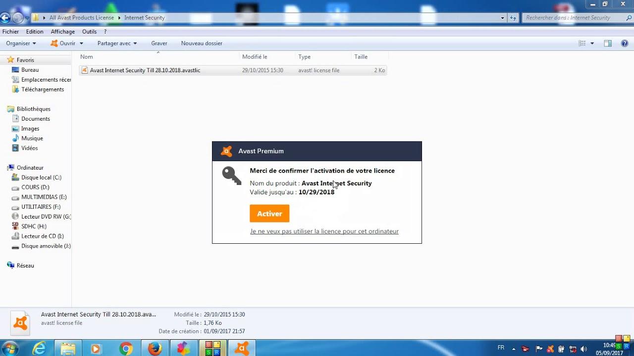 avast internet security license file avastlic free download