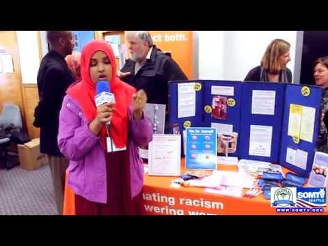 2nd Annual Event: Somali Health Board Health Fair Seattle, WA
