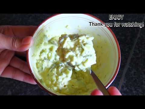 Egg Salad with Pickle Recipe