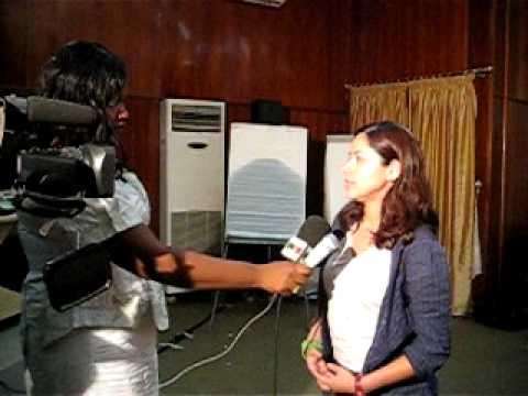 Yasmin entrevista Mali TV