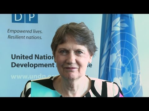 Helen Clark on the Paris Climate Change Conference: COP21
