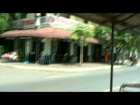 Sisowath Quay Phnom Penh