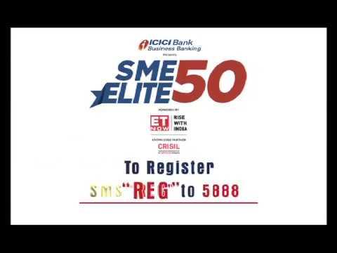 ICICI Bank Business Banking Presents SME Elite 50|New Delhi