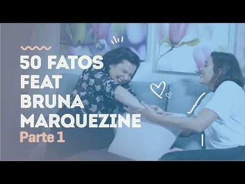 50 Fatos Feat Bruna Marquezine - Parte 1 |Tag|
