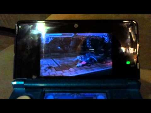 Castlevania:  Lords of Shadow - Mirror of Fate Frozen Screen