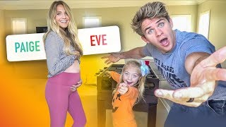 Letting our Youtube Subscribers choose our Baby's name!!! (Most commented name wins)