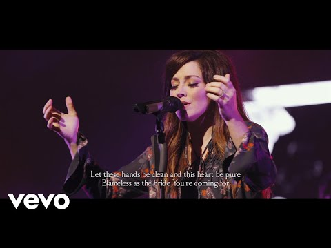 Kari Jobe - Fall Afresh (Live/Lyric Video)