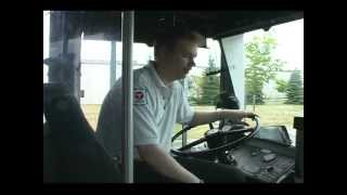 Everything You Ever Wanted To Know About Being A City Bus Driver!
