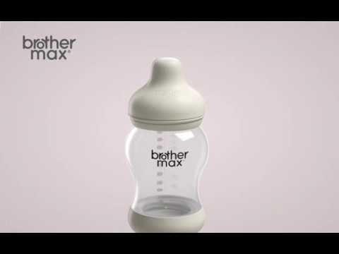 Anti-colic Feeding Bottle 240ml/8oz