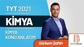 1)Görkem ŞAHİN -  Simyadan Kimyaya - Ünite 1 (TYT-Kimya) 2021