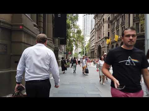 Sydney Walk - George St To Circular Quay