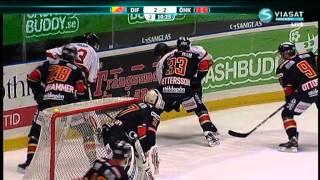 Hockeyallsvenskan 2012/13 Omgång 36: Djurgårdens IF - Örebro HK