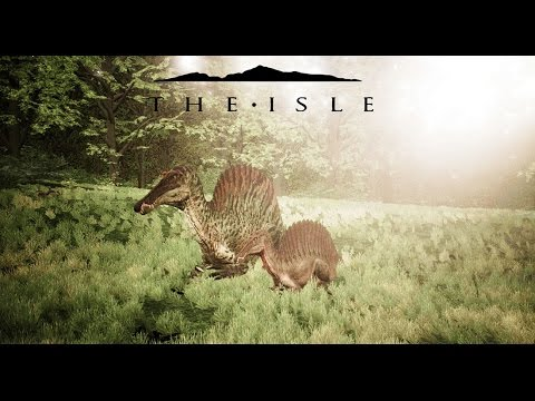 THE ISLE | Nested as a Baby Spino