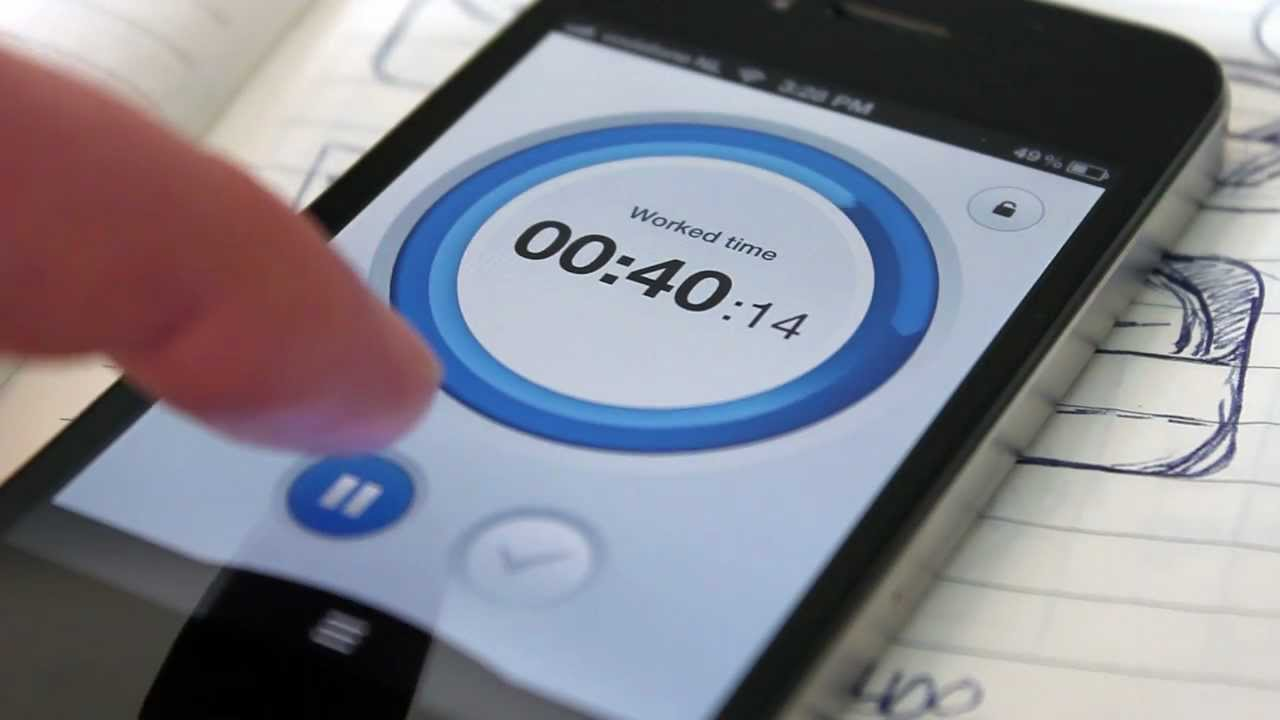 AFAS Pocket iPhone app