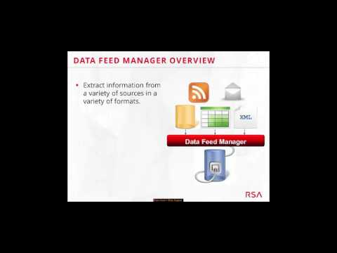 Data Import or Data Feed?  What's the Difference?