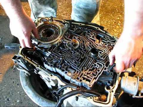 Chevrolet Lumina Transmission Repair 4T60E Part 1