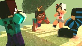 Minecraft: ISOLADOS - #02 UM MORTO VIVO?