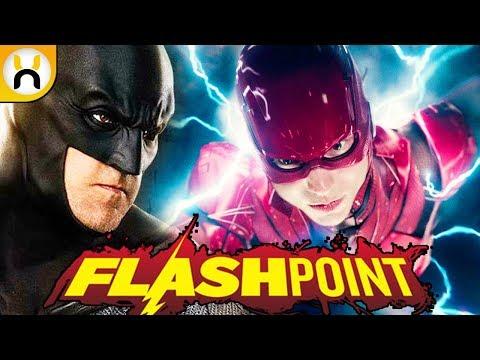 Ben Affleck Done With Batman after Flashpoint