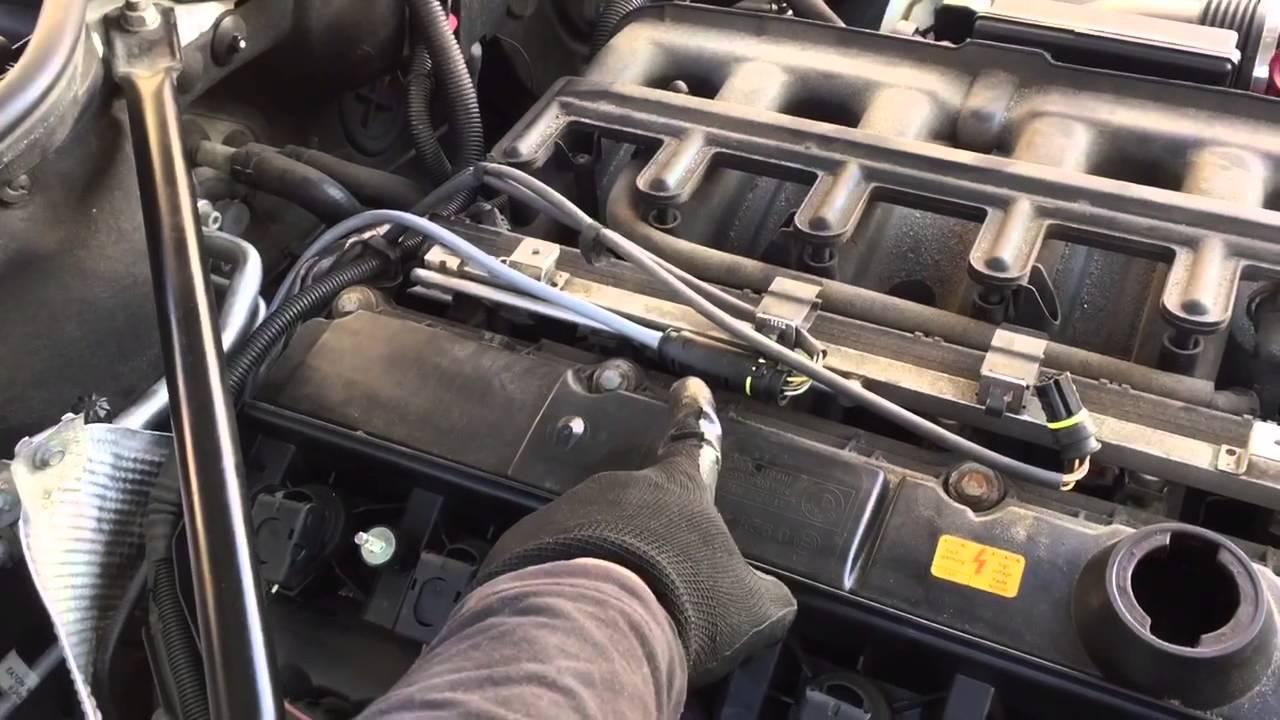 2005 BMW Z4 E85 Down stream O2 sensor change  Like if you