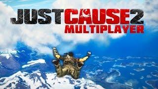 JUST CAUSE 2 Multiplayer Mod | Total Destruction Sandbox! Just Cause 2 PC Gameplay