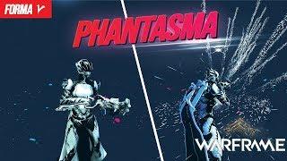 Warframe - Phantasma + Banshee & the Crit Seeking Missiles