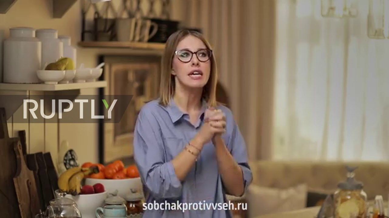 Ksenia Sobchak dreams of a child by Ilya Yashin 24.06.2012