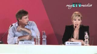 Kate Winslet on Mildred Pierce (Venice Film Festival)