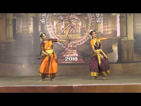 Dr.Padma subrahmanyam | Bharatanatiyam | Thirunagai Natyanjali Festival 2016 | Web Streaming