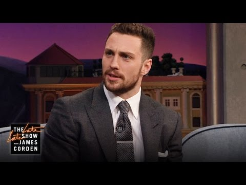 Aaron TaylorJohnson's Perfect Tom Ford Impression