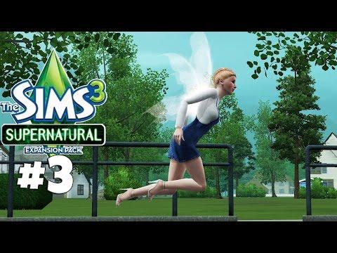 Das wundervolle Leben einer Fee - Let's Play Die Sims 3 Supernatural Part 3